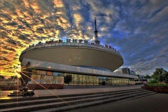 Gomel, Beyaz Rusya: Гомельский государственный цирк был открыт 2 декабря 1972 года