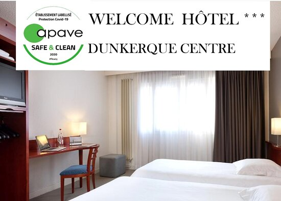 Welcome Hotel, Hotels in Dunkirk