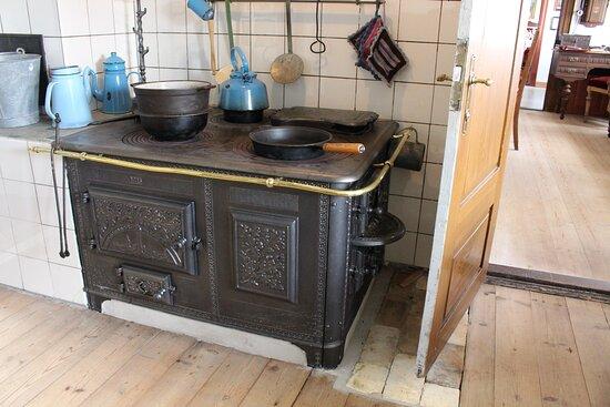 Toerring, Dinamarca: Køkkenet