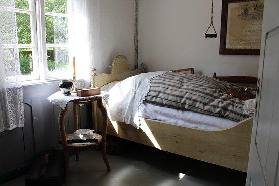 Toerring, Dinamarca: Pige kammer