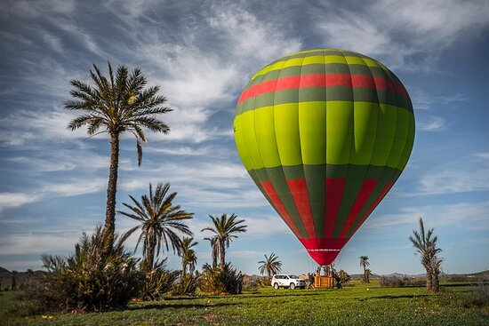 Marrakech Classic Hot Air Balloon...