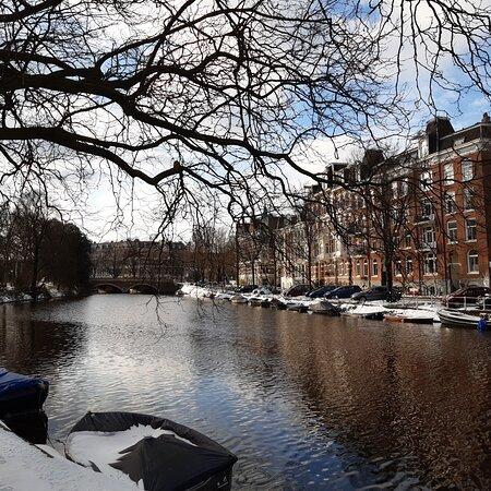 Amesterdão, Países Baixos: Greetings from Amsterdam!. (Thursday 11th February 2021) ✌✌