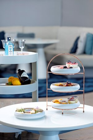 The Gin Afternoon Tea