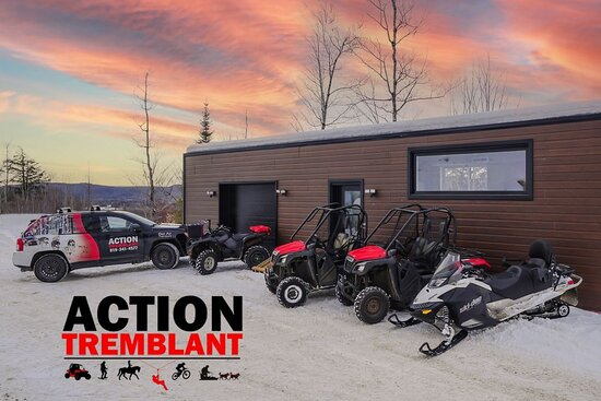 Action Tremblant Activities