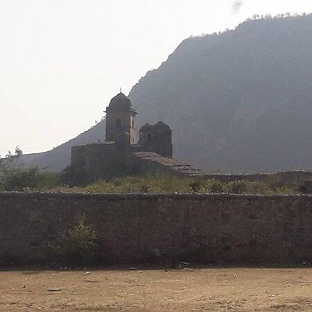 Bhanghad fort