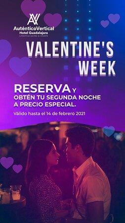 El mejor lugar para esos momentos tan especiales es el hotel Auténtico Vertical Guadalajara. El lugar donde la experiencia será auténtica.
