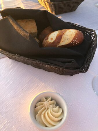 Pan delicioso y calientito!!