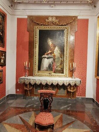 Capilla del Museo.