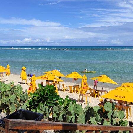 Barra de Sao Miguel, AL: Praia de águas claras, mornas , bem pertinho de Maceió.