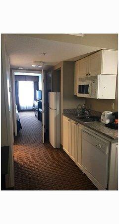 Suite Kitchenette