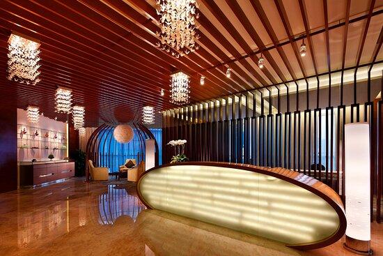 Shine Spa - Reception Area