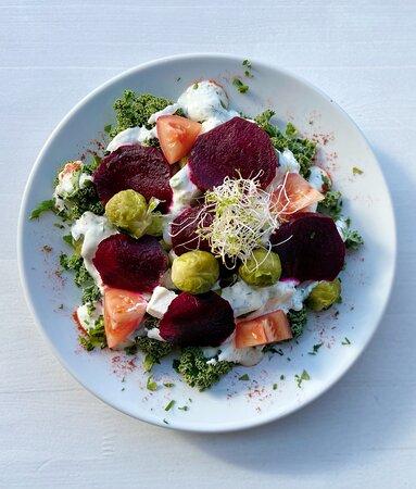 Kafka salad for takeaway!