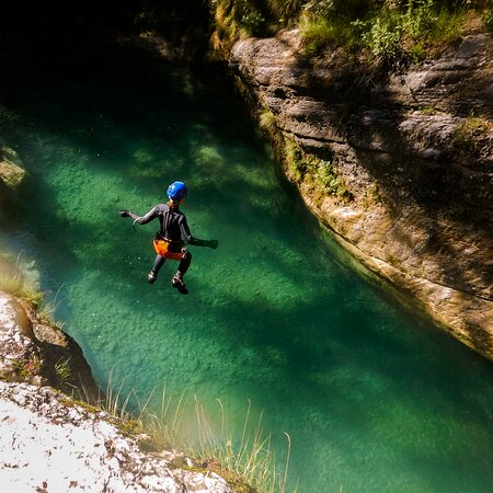 Canyoning Sudtirol