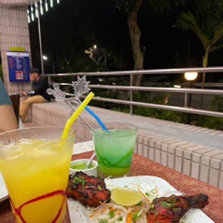 Outdoor Balcony Chill Out !!!