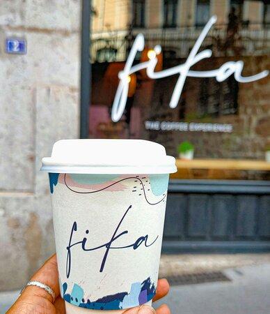 Cup Fika