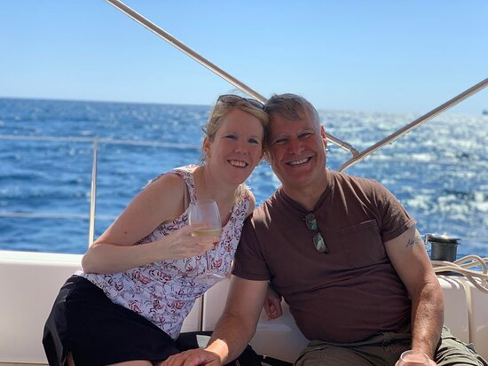 Valentine, you float my boat ❤️⛵️ www.sea-barcelona.com 👉 easy and safe booking and 30% off #sailing #sail #sunset #yacht #barcelona #barna #espana #bcn #barceloneta #yachtinglife #free #sun #sea #barcelonaspain #barcelonaexperience #yachting #holiday #experience #seabarcelona #coast #sunbathing #beauty #adventure