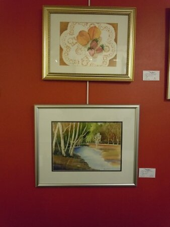Hertford, NC: Many lovely paintings and photographs!