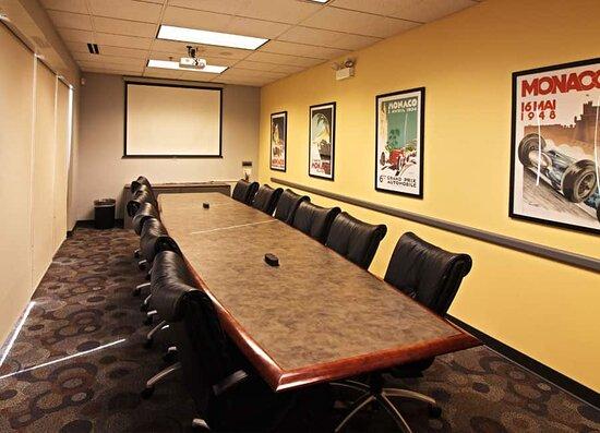 The Monaco Meeting Room at K1 Speed