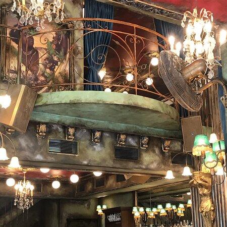 Fantastische Coctail Bar-