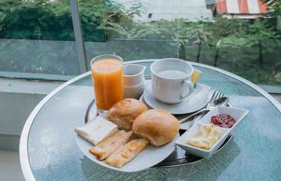El costo de nuestras habitaciones incluyen desayunos