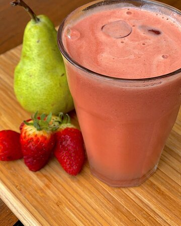 Yum - fresh squeezed juice. Come in and see our selection. We have a weekly special.