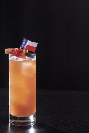 F&B Texas Cocktail
