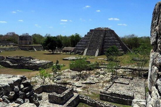 Journée complète à la connaissance de Calakmul et Balamkú de Campeche