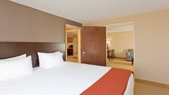 King Bed Two Room Suite