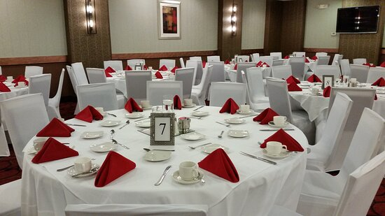 Our Elements Ballroom is great for Holiday Parties!