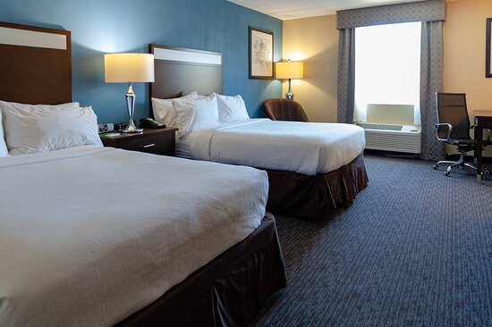 Rest easy at the Holiday Inn Lansdale-Hatfield hotel in our 2 beds