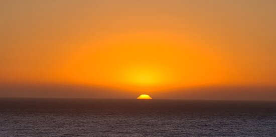 Beautiful sunset Leeman