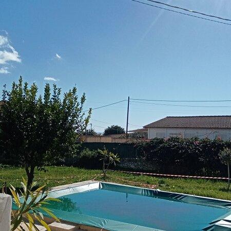 Cava d'Aliga, Itália: La nostra piscinetta. Molto godibile in estate dopo un bagno di sole una giornata al mare.