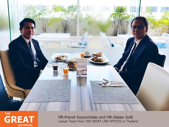 THE GREAT LAW OFFICES in Khao Lak, Thailand Call: +66 835297799 Email: THEGREAT1891@gmail.com Line ID: thegreat_law_offices Instagram: thegreat_law_offices