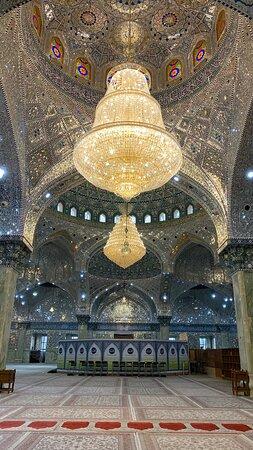 Al Askari Shrine, Samarra, Iraq.