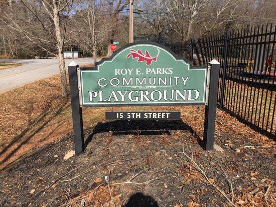Roy E. Parks Children's Playground
