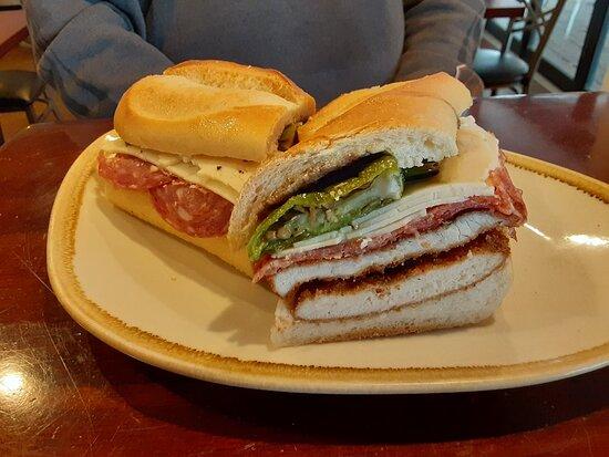 Verona, NJ: Frank Anthony's