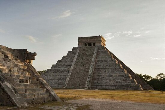 Tour Chichen Itza - Partida de Cancun