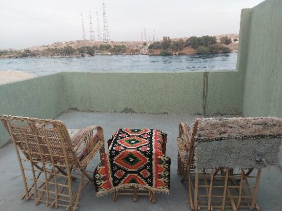 Great hospitality with amazing nile views!