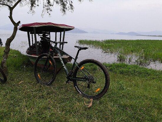 Amazing bike trail
