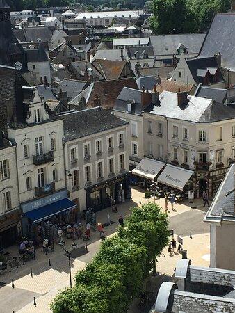Amboise, Francia: Village center