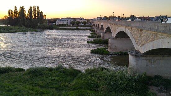 Amboise, Francia: River Loire