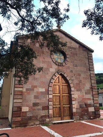Chiesa della Madonna del Rimedio. Allai.