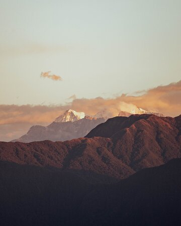 Trekking Cerro Kennedy 2 days: Vistas desde Finca Elena