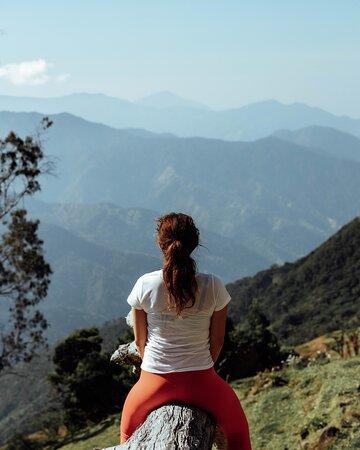 Trekking Cerro Kennedy 2 days: Durante la subida al Cerro Kennedy