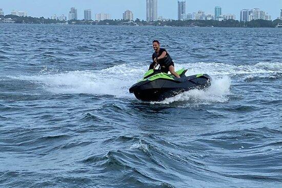 Miami Jet Ski Tours
