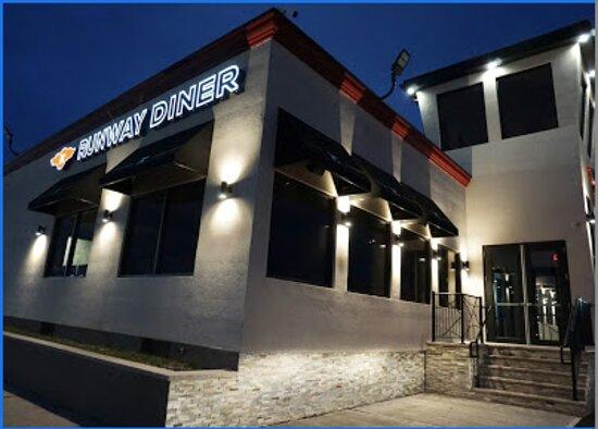 South Hackensack, NJ: Runway Diner front