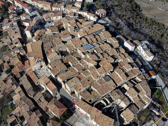 Il Borgo di Castelvecchio Calvisio