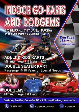 Indoor Go-Karts and Dodgems