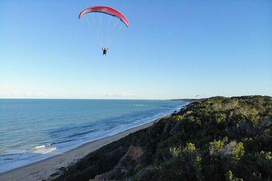 Paragliding in Arraial da Ajuda