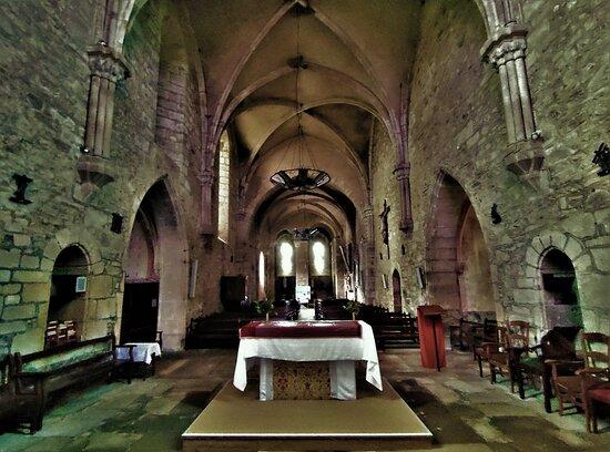 Église De Saint-denis-de-jouhet